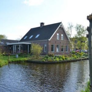 Bed and breakfast Hoeve Spoorzicht in Papekop