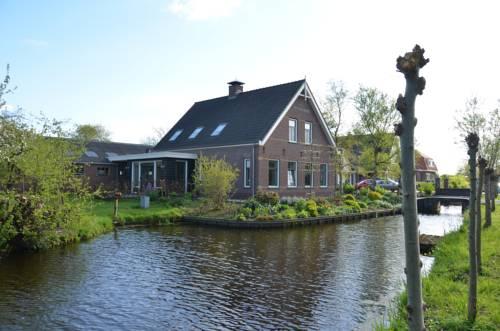 Bed and breakfast Hoeve Spoorzicht in Papekop