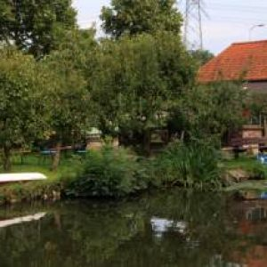 Bed and breakfast de Oude Rijn in Harmelen