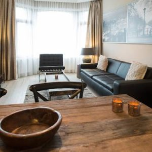 BizStay Beatrix Quarter Apartment in Den Haag