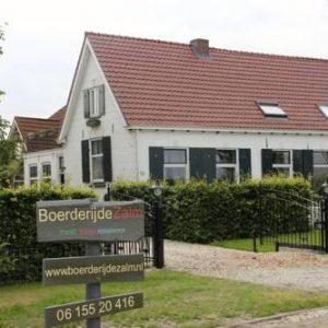 Boerderij de Zalm in Schalkwijk