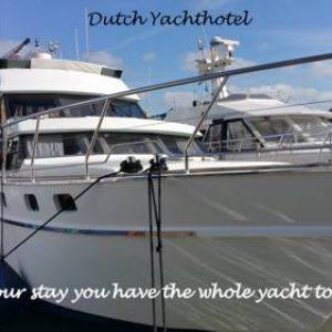 Dutch Yachthotel in Rotterdam