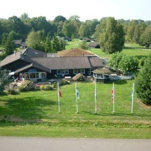 Scandinavisch dorp in Eelderwolde