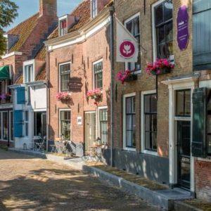 Slapen bij Scherp B&B Apartments in Middelburg