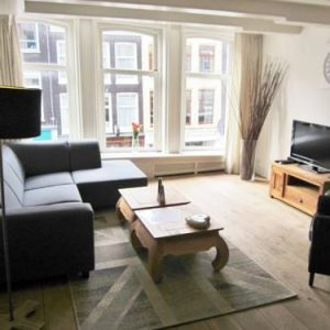 136-1Cozy Spacious Jordaan Apartment *Non Smoking* in Amsterdam