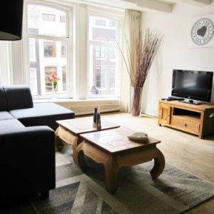 136-2 Cozy Spacious Jordaan Apartment *Non Smoking* in Amsterdam