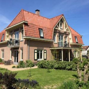 Bed & Breakfast Villa Elisabeth in Domburg