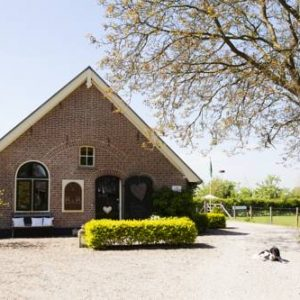 Bed and Breakfast Klein Groenbergen in Leersum