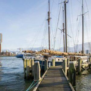Boat Catherina in Rotterdam
