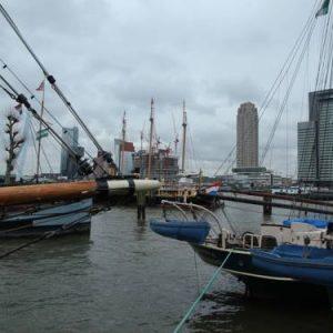 Luciana in Rotterdam