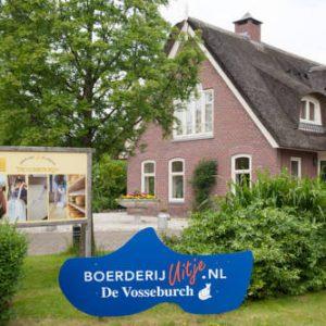 Apartement De Vosseburch in Langeraar