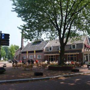 Brouwerij Hotel De Gouden Leeuw in Vessem