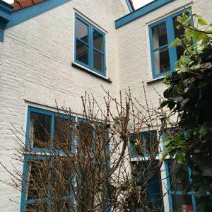 Fishermans House with private parking in Scheveningen