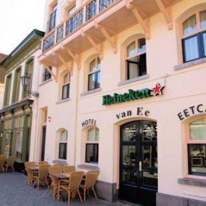 Hotel Eetcafe van Ee in Bergen op Zoom