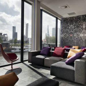 Mainport Design Hotel in Rotterdam