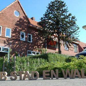 Stad en Wal B&B in Bergen Op Zoom