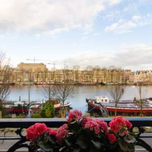 Amstel Riverview in Amsterdam