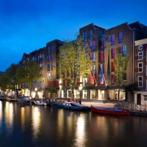 Andaz Amsterdam Prinsengracht - a concept by Hyatt in Amsterdam