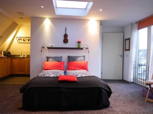 Appartement Bokhamer in Tilburg