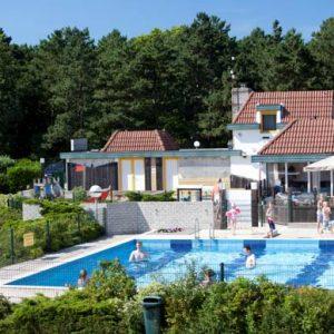 Appartementencomplex Bosch en Zee in De Koog