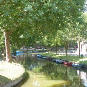 Bed & Breakfast -aan de Singel van Utrecht - in Utrecht