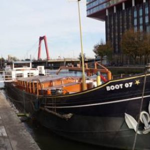 Boathotel Rotterdam in Rotterdam