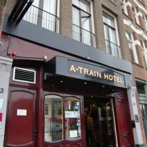 A-Train Hotel in Amsterdam