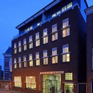 Asgard Hotel in Groningen