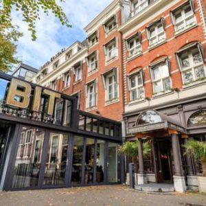 Boutique Hotel Corona in Den Haag