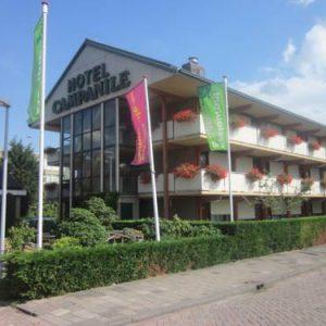 Campanile Hotel & Restaurant Rotterdam Oost in Rotterdam