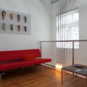 City Center Apartment Spinoza in Den Haag