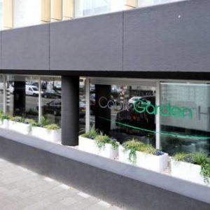Court Garden Hotel - Ecodesigned in Den Haag