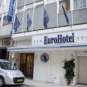 Euro Hotel Centrum in Rotterdam