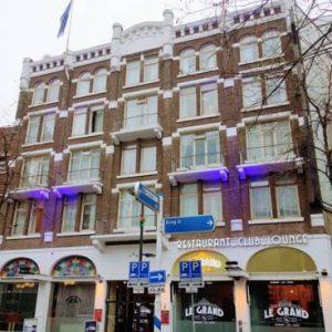 Grand Hotel Central in Rotterdam