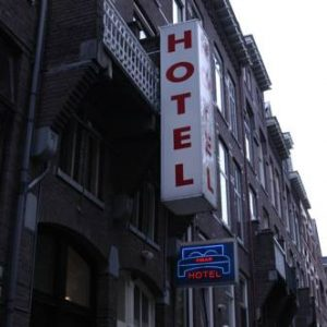 Hotel Amar in Rotterdam