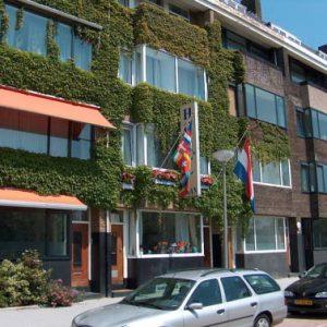Hotel Baan in Rotterdam