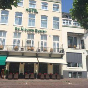 Hotel De Nieuwe Doelen in Middelburg