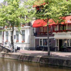 Hotel Leeuwenbrug in Delft