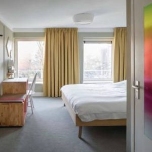 Hotel Light in Rotterdam