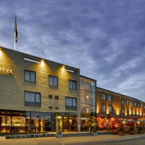 Hotel Restaurant Grandcafé 't Voorhuys in Emmeloord