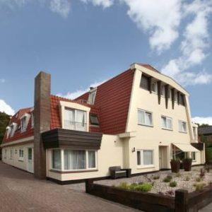 Hotel Zeerust Texel in De Koog