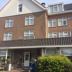 Hotel de Admiraal in Noordwijk
