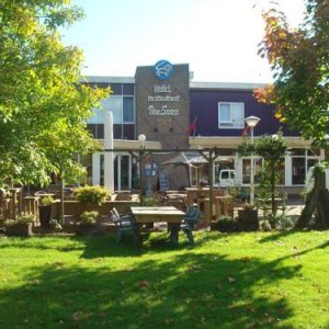 Hotel van Saaze in Kraggenburg