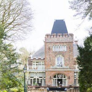 Kasteel Kerckebosch in Zeist