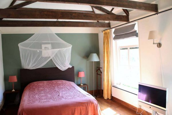 Apple tree cottage Gouda slaapkamer