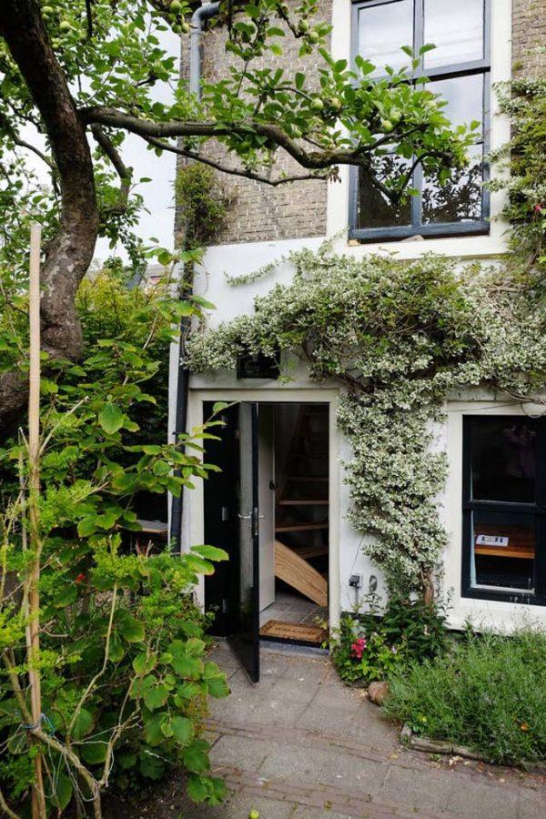 Apple tree cottage Gouda entree