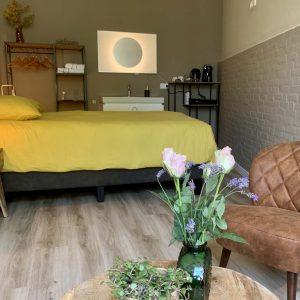 slaapkamer gouden hert