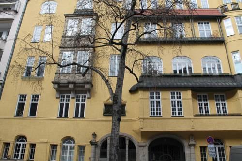 Hotel Pension Waizenegger am Kurfürstendamm in Berlin