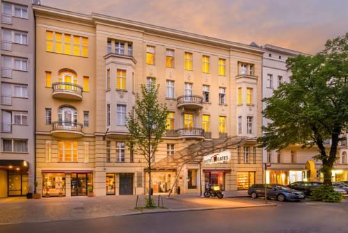 Novum Hotel Gates Berlin Charlottenburg in Berlin