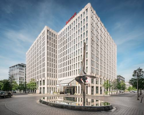 Berlin Marriott Hotel in Berlin